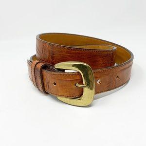 VTG Joan & David Leather Belt